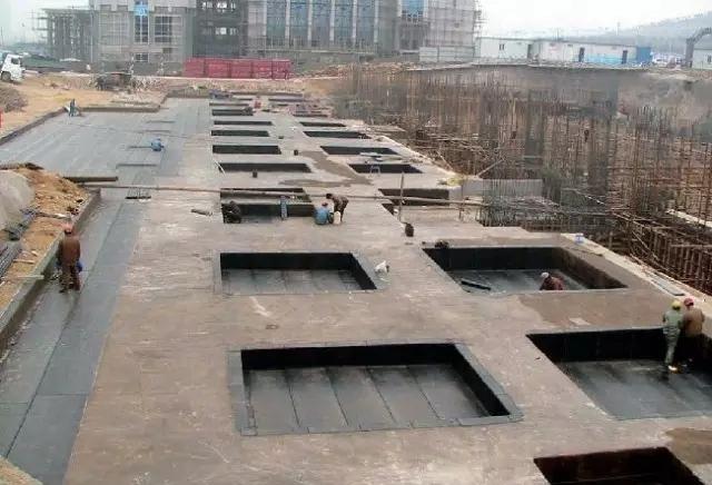 防水工程施工合集下载专区~附全套技术交底