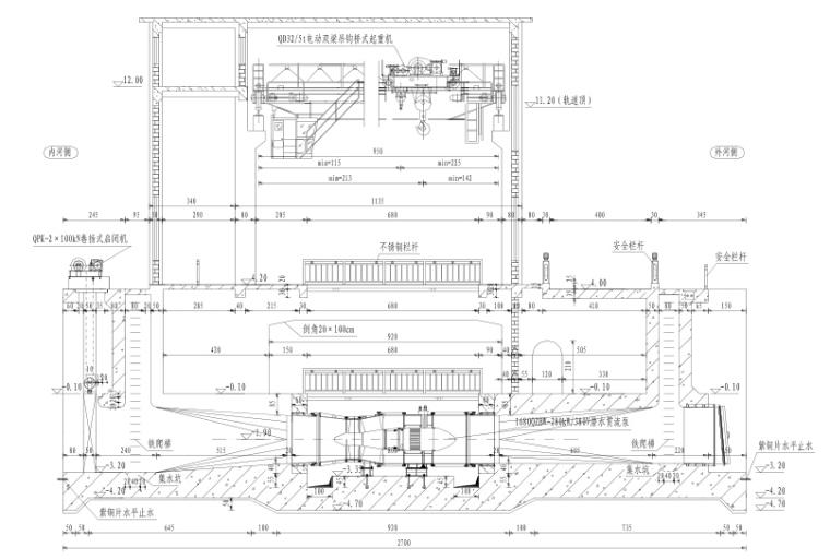 大中型闸站更新改造工程初步设计报告(315页)