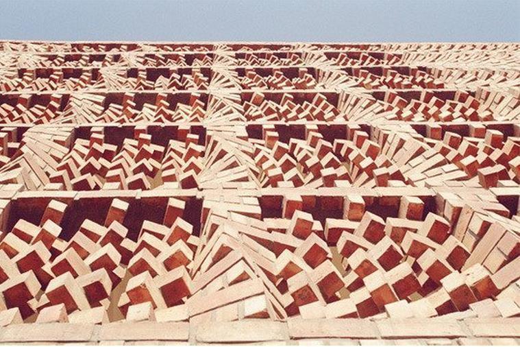 感受千变万化的砖结构建筑