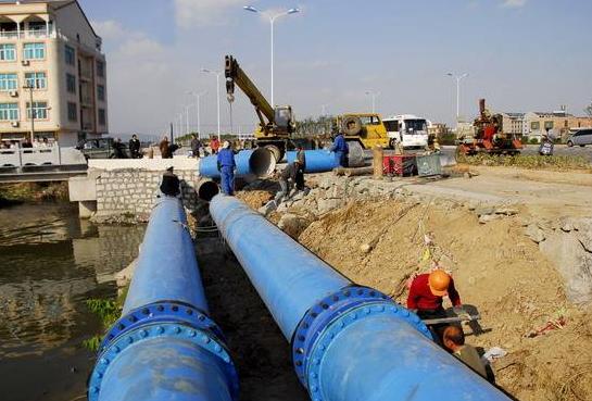 邯郸鑫宝煤化能源科技开发有限公司苯酐项目给排水管道施工方案