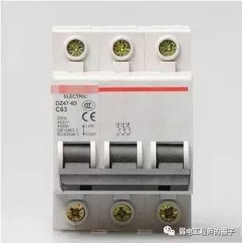 空气开关和漏电保护器有什么区别?能不能混用