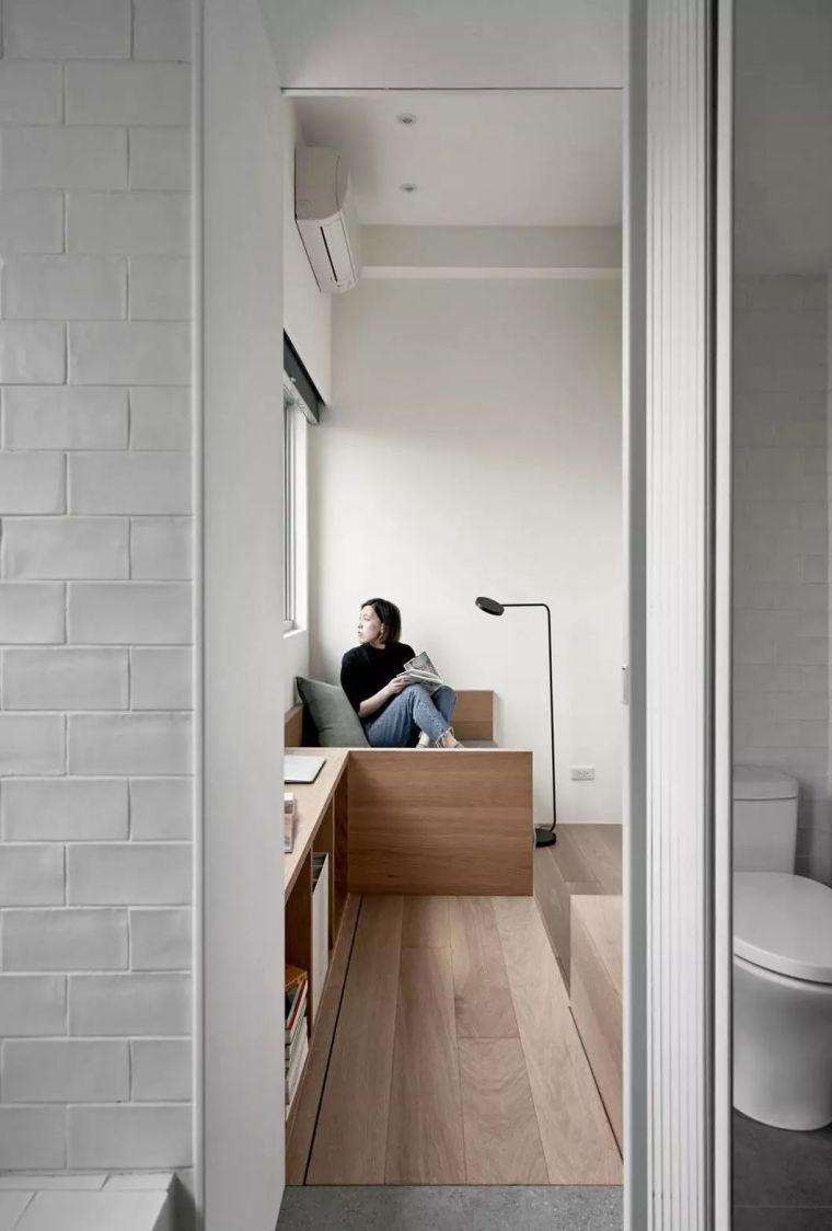 一个人的豪宅——17.6㎡极小公寓_6