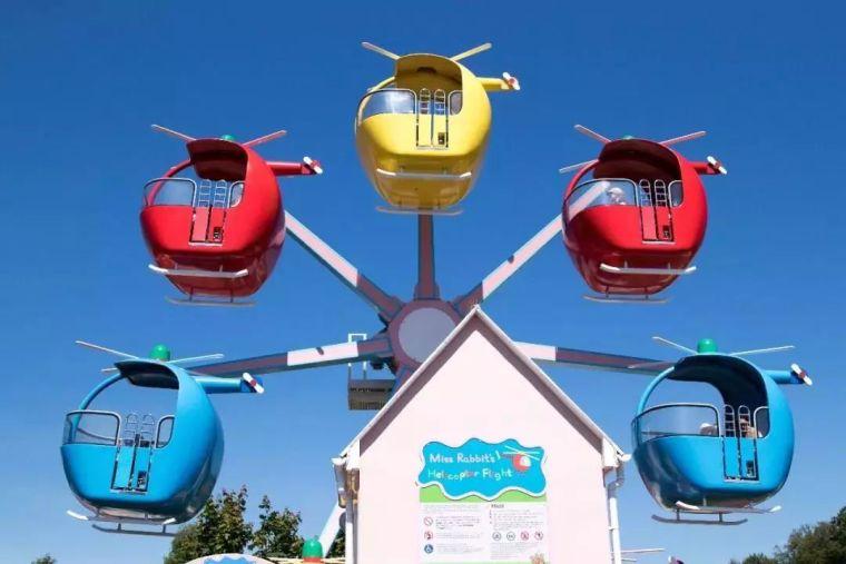 啥是佩奇?全球第一座佩奇主题乐园,掳获孩子和大人的心