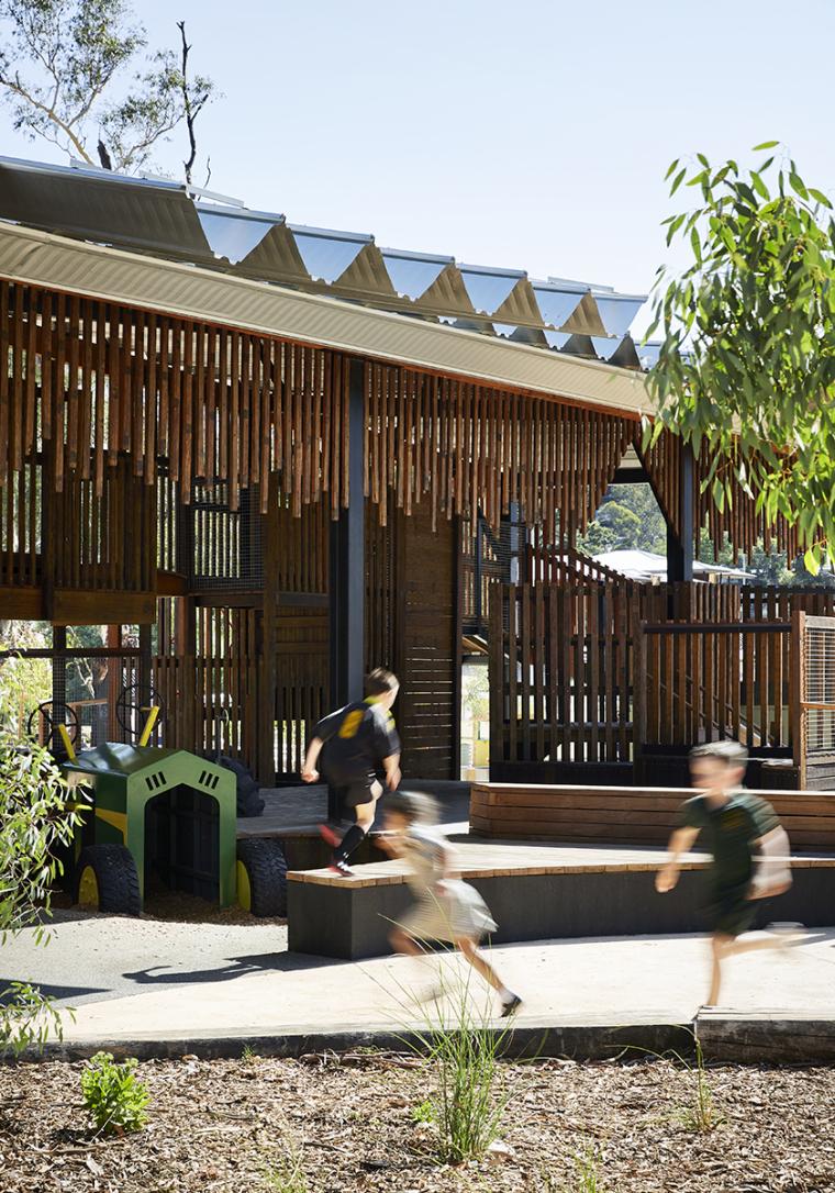 7天最热丨景观周周精选案例(2月18日~24日合辑)-009-eltham-north-playground-by-gardiner-architects
