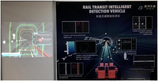 中国无人检测技术获突破 推动轨道交通智能化运维