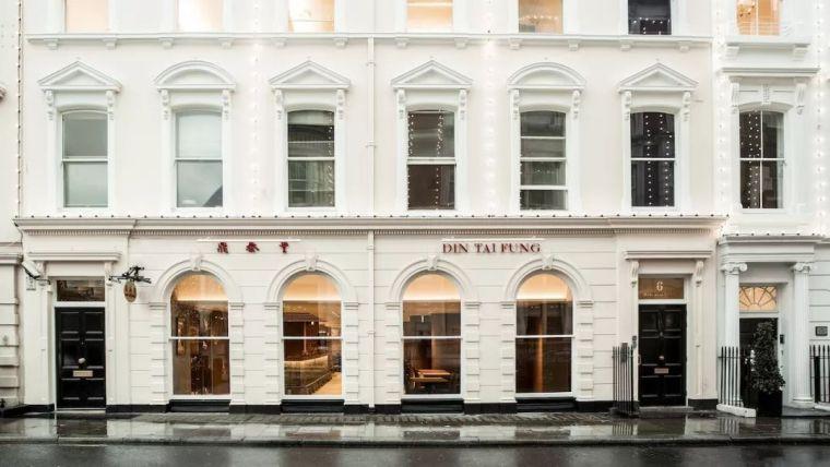 中国网红餐厅开进入英国,新中式设计令人叹服!