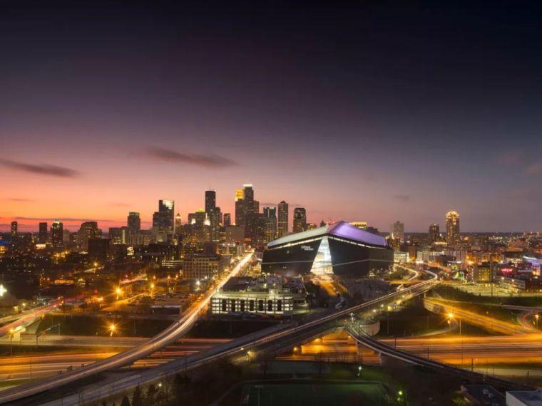 造价高达11亿美元的'超级碗'体育场,究竟有何亮点?_3