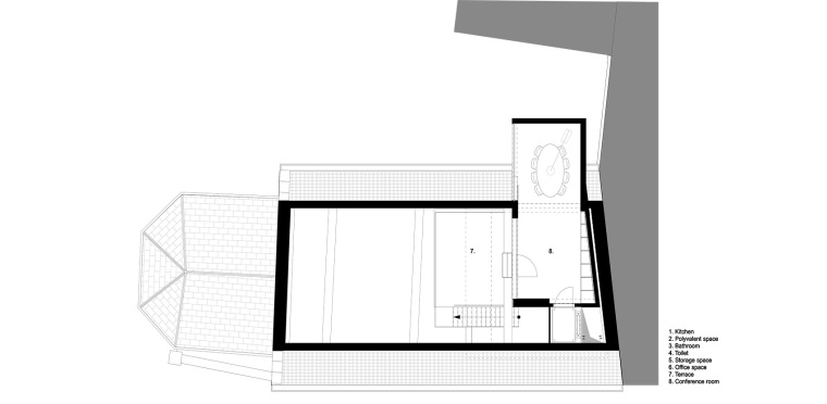 比利时TheWaterdog办公建筑-26