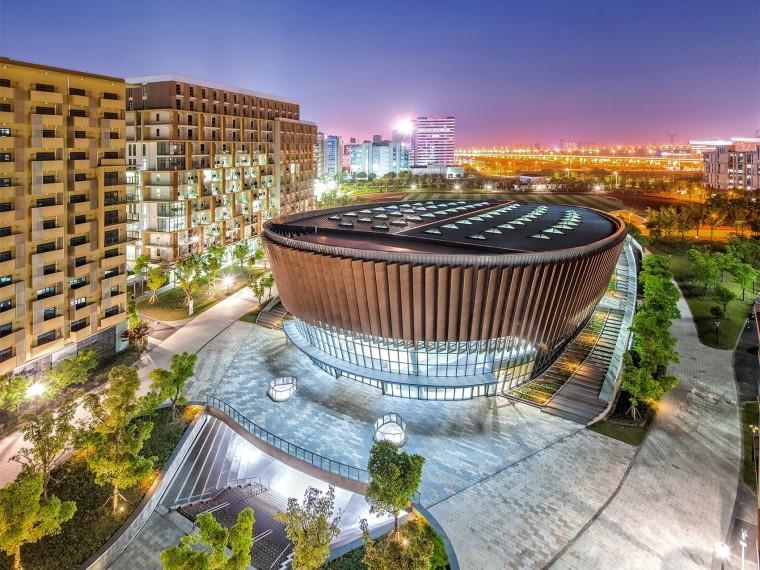 上海科技大学体育馆