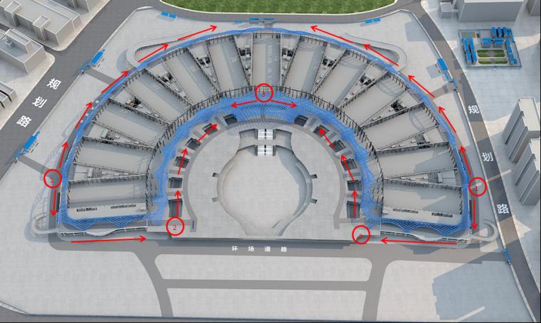 [昆明]空间曲面钢网格结构会展中心工程钢结构施工方案(118页)