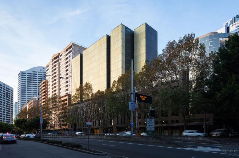 澳大利亚天街公寓案例