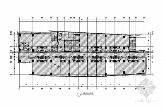 [湖南]中央商务区五星级商务酒店客房部分室内施工图