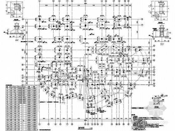 HelloKitty乐园钢塔餐厅结构施工图