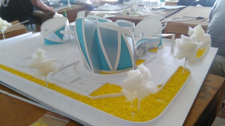 素贝流海-南方六班幼儿园设计_26