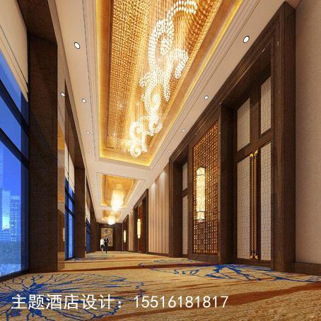威斯汀主题酒店设计-专业酒店设计、酒店设计公司、酒第1张图片