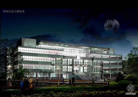[河南省]某职工医学院新校区总体规划设计方案