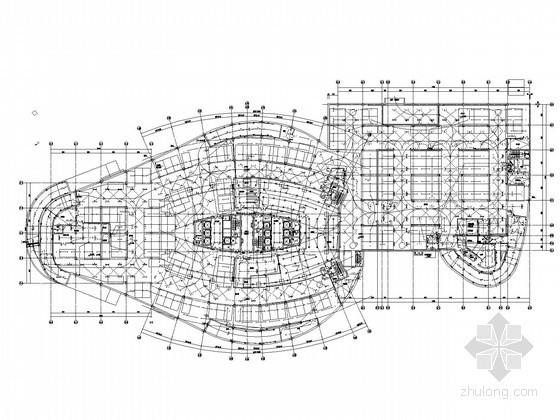 [福建]超高层办公大楼全套电气施工图纸181张(详图 负荷计算 地标建筑)