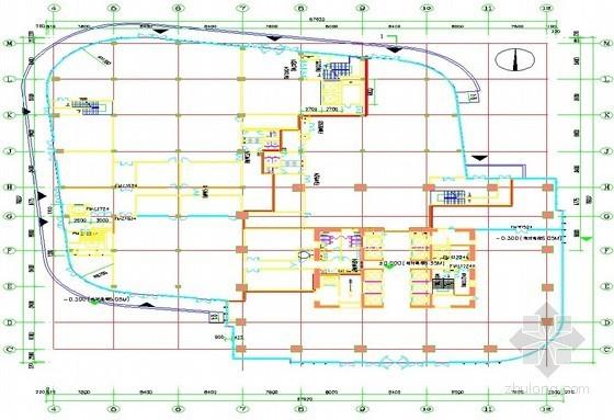 [浙江]框架剪力墙结构居民楼施工组织设计(高清现场布置图,273页)