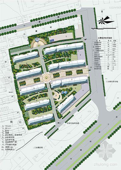 花园小区景观规划设计方案