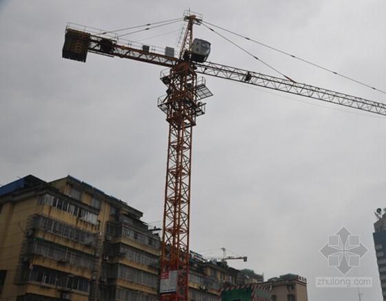 [浙江]商业住宅安全文明标准化工地施工汇报