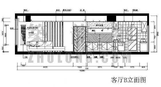 三层别墅装修图-4