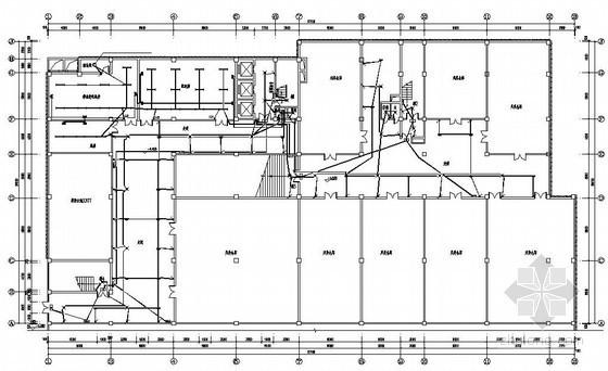 某酒店九层综合楼电气施工图
