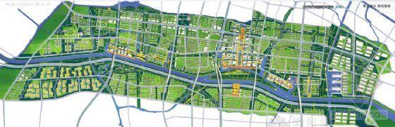 [江苏常州]运河地区及中心城区景观规划设计方案
