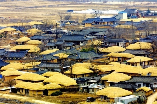 韩国最美五大村庄,激活了哪些乡村的记忆