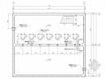 矿井回风散热系统循环水池及泵房结构施工图