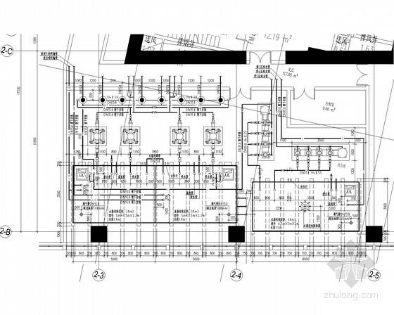 [广东]39层著名国际大厦给排水全套施工图(知名设计院、含详细大样图)
