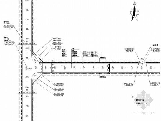 [河北]城市支路施工图设计25张