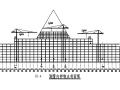 钢结构及膜结构广场工程施工测量方案