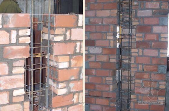[QC成果]提高填充墙砌体构造柱观感质量