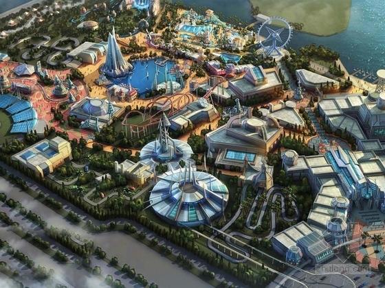 [扬州]汽车文化主题博览园景观规划设计方案