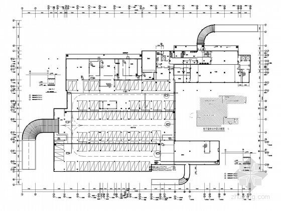 [浙江]综合性甲级医院全套弱电智能施工图纸(弱电全面)