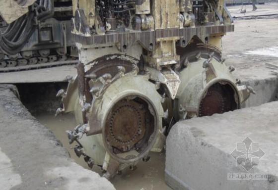 超高层建筑地下连续墙成槽施工关键技术研究汇报