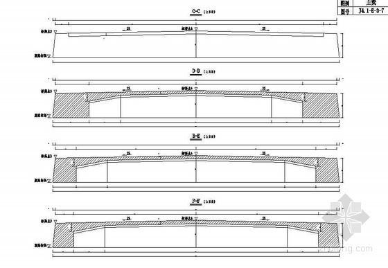 双塔双索面预应力混凝土斜拉桥主梁构造改节点详图设计