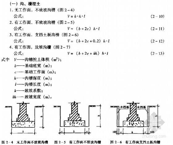 [造价入门]土建工程量快速计算方法及技巧(含实例 220页)