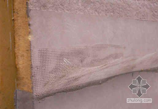 聚氨酯发泡外墙防水保温施工工法