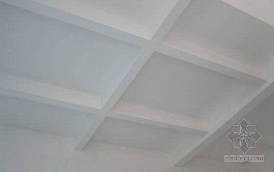 内墙、顶棚涂漆效果图