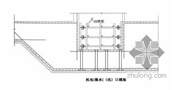 北京某小学教学综合楼施工组织设计(争创市结构优质、安全文明工地)