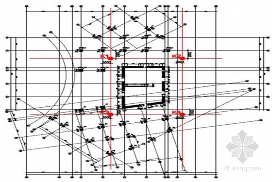 三级平面控制网布置图图片