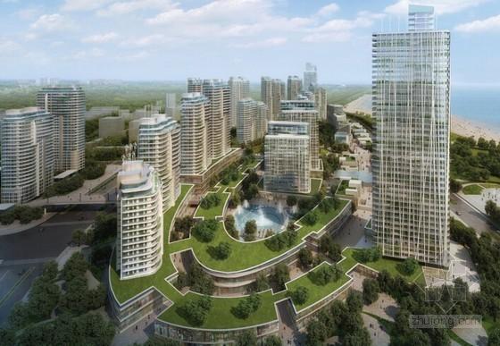 [杭州]商务中心幕墙工程招标图深化设计合同(18页)
