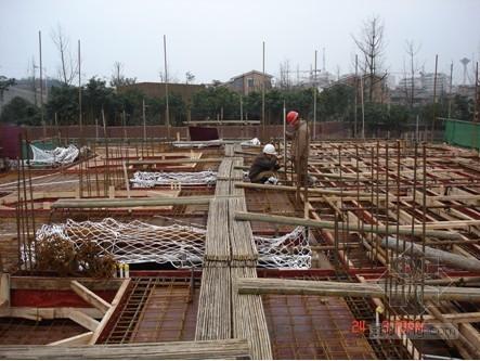 河南省某别墅区施工组织设计(框架、独立基础)