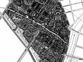 城镇新区控制性详细规划总平面图