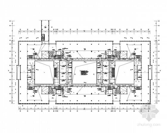 [安徽]某办公楼强弱电全套施工图纸(甲级设计院)