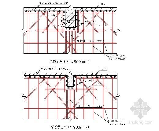 [上海]框剪结构经济适用房住宅区施工组织设计