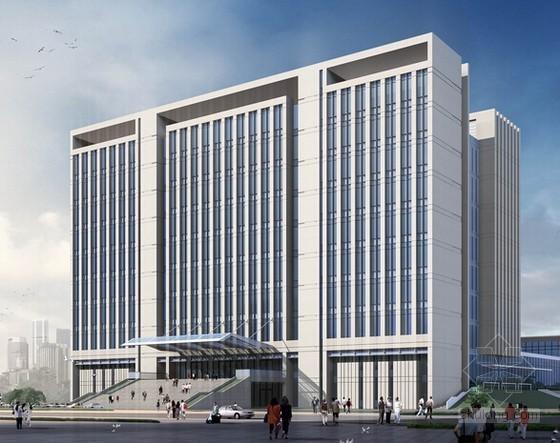 [毕业设计]江苏大学行政楼建设工程施工招投标文件编制405页(清单报价 施工组织设计)