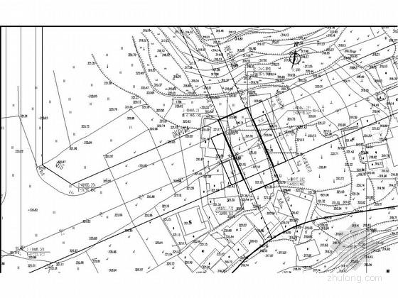 [四川]简支预应力混凝土空心板梁桥施工图纸(50米宽)