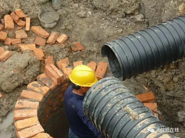 市政给排水管道的类型与选择